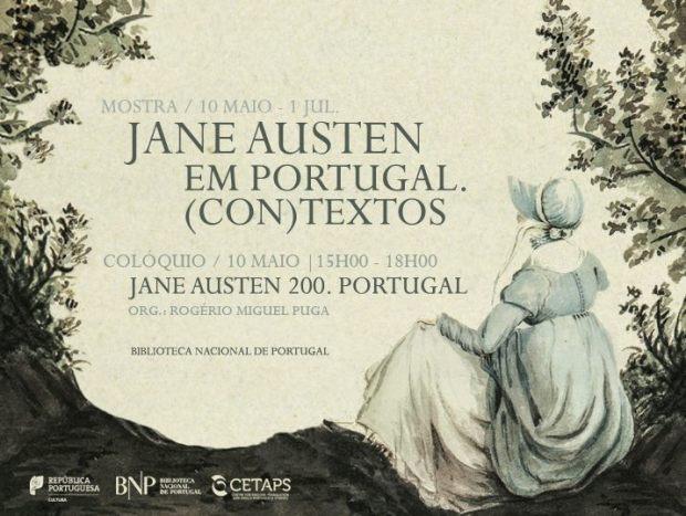 Mostra Jane Austen em Portugal: (con)textos