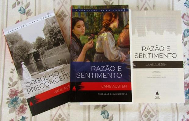 Jane Austen Clássicos Para Todos Editora Saraiva