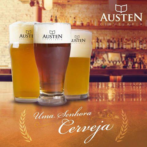 Austen Cervejaria - Vespasiano, Minas Gerais