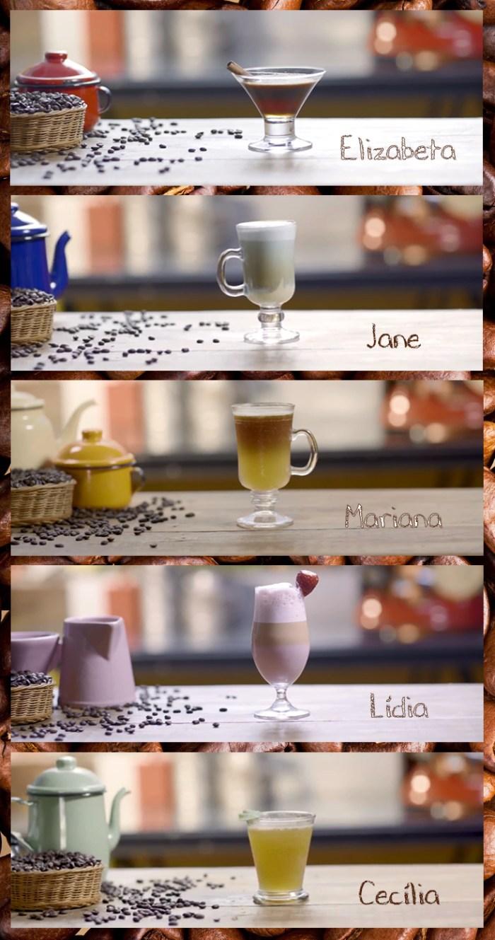 Café das irmãs Benedito