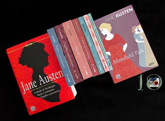 Coleção Jane Austen L&PM   Sorteio