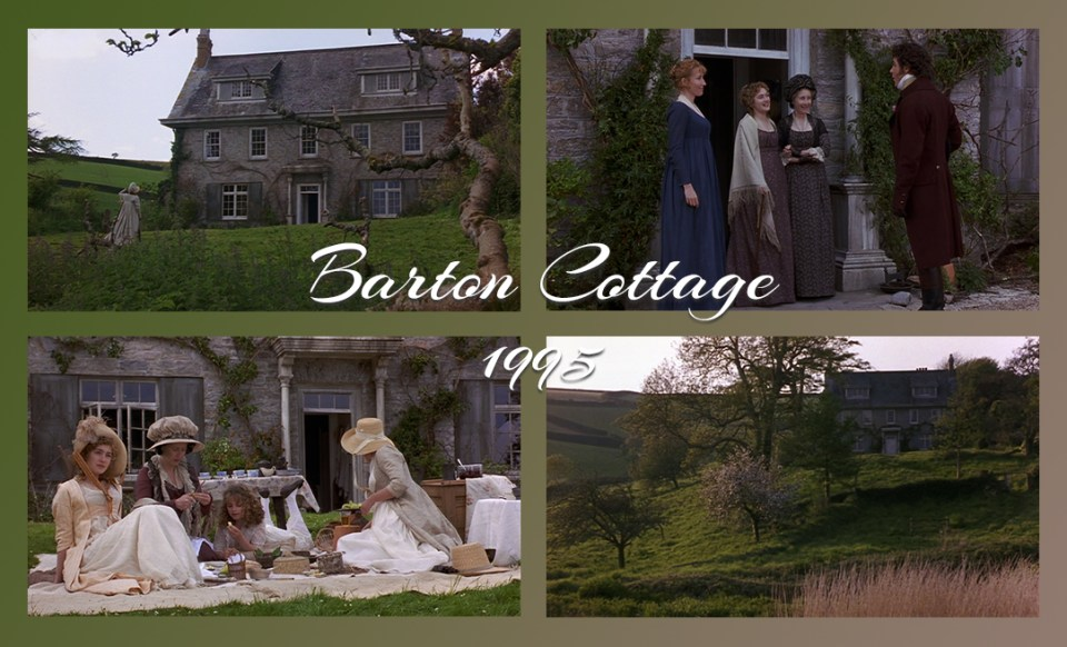 Barton Cottage 1995