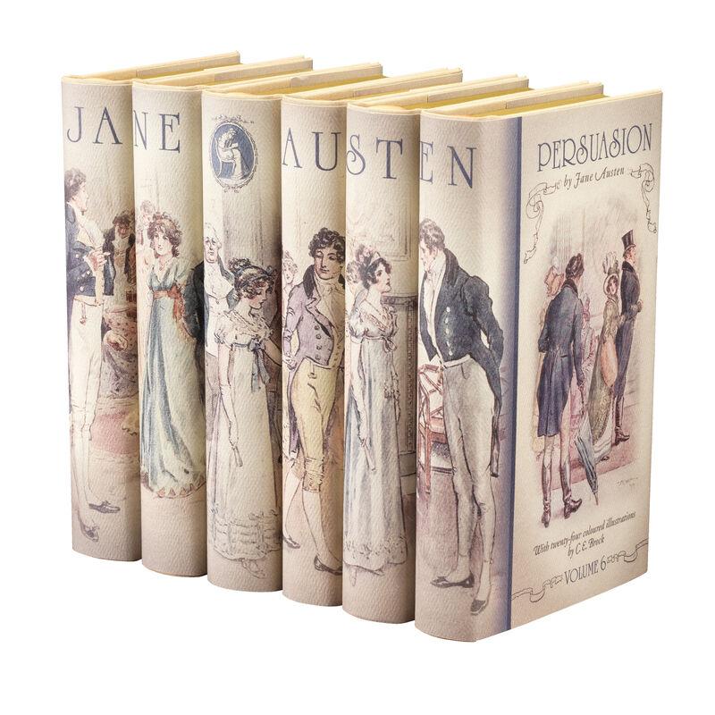 Coleção Jane Austen Easton Press