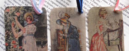 Marcadores de páginas Fanny Price