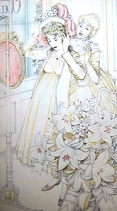 Catherine Morland por Robert Austin