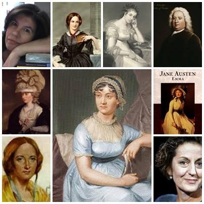 Jane Austen, movimentos literários