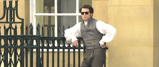 Death Comes to Pemberley,