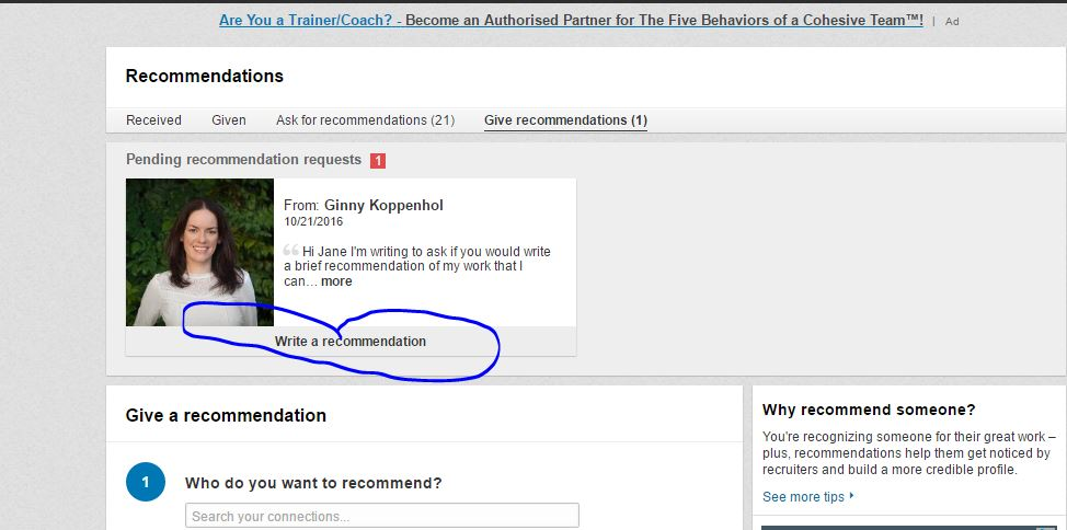 step-two-writing-a-linkedin-recommendation