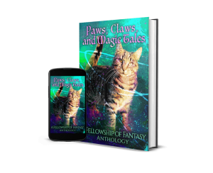 New Release: Paws, Claws, and Magic Tales