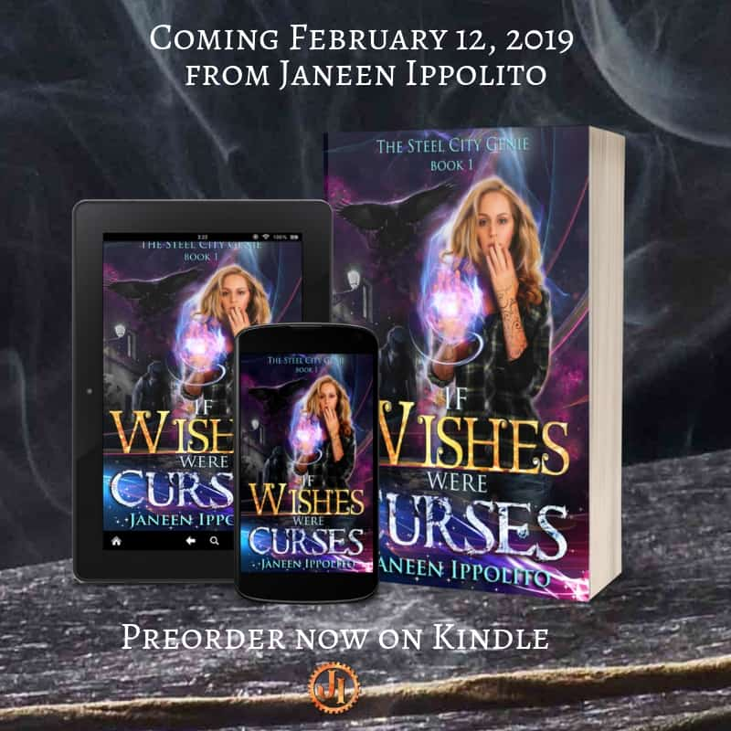 Cover Reveal: If Wishes Were Curses