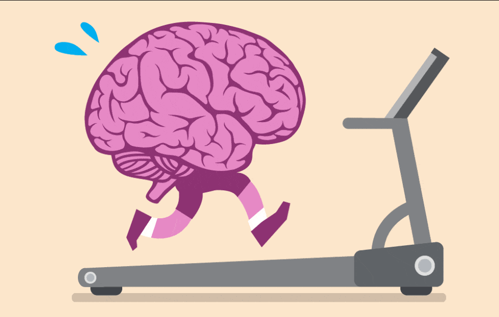 The brain loves exercise!   Jane Fox Hypnotherapy