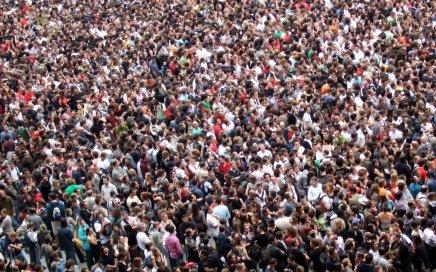 Crowd by James Cridland