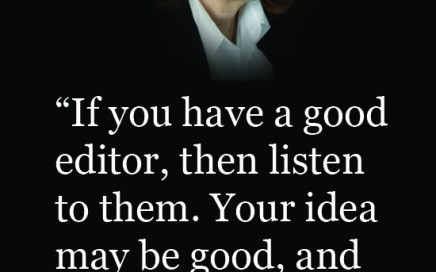 Anne Perry advice for writers