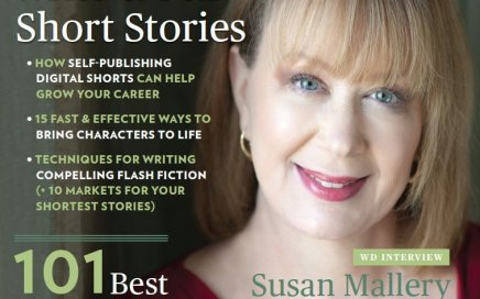 Writer's Digest May/June 2015