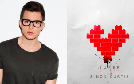 Simon Curtis 8 Bit heart