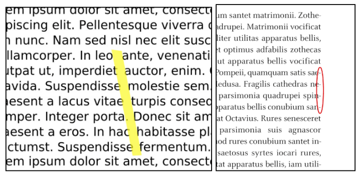 typesetting faux pas