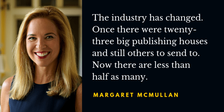 Margaret McMullan memoir