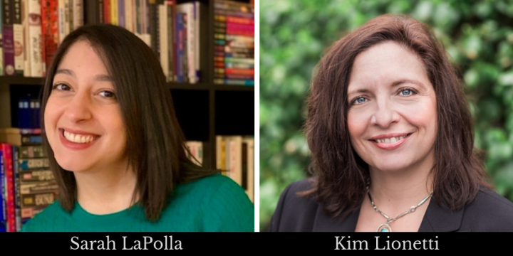 Sarah LaPolla Kim Lionetti Establishing Long Term Writing Career