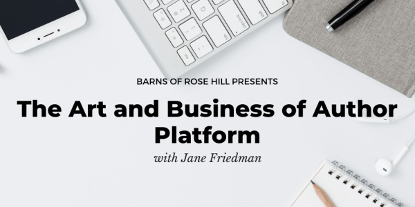 Art and Business of Author Platform