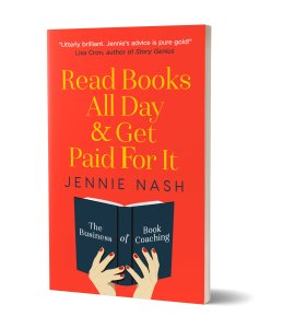 Jennie Nash Read Books All Day cover