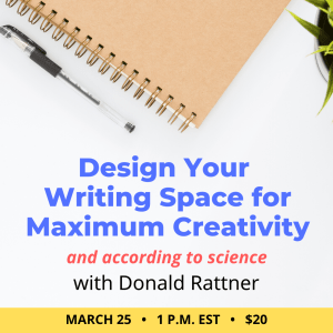 Design Your writing Space for Maximum Creativity