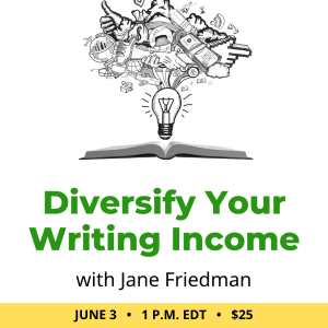 Diversify Your Writing Income