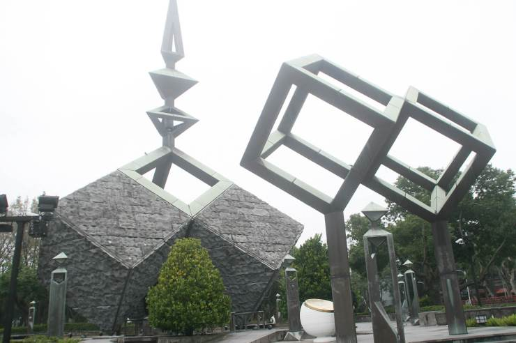 geometry tower taiwan