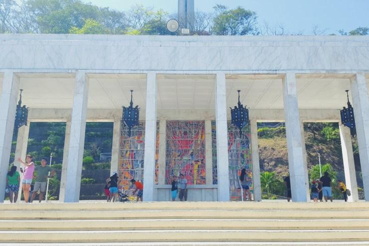 shrine of valor pilar bataan