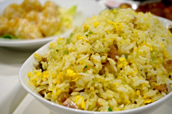 Yang Chow Fried Rice 205 php