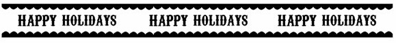 Holiday Border Tape2