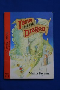 This childhood story changed me – Jane and the Dragon