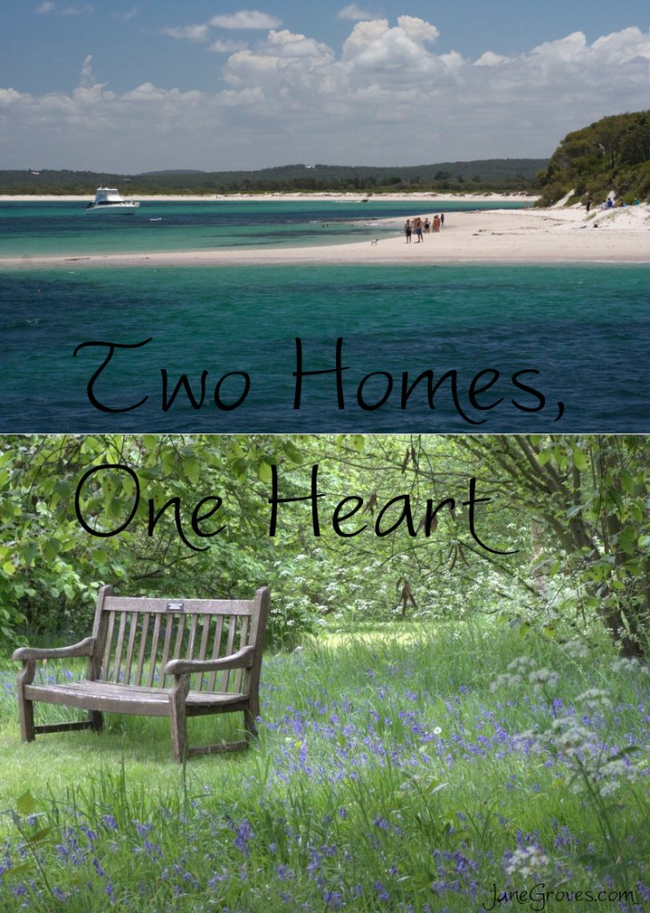 two homes, one heart