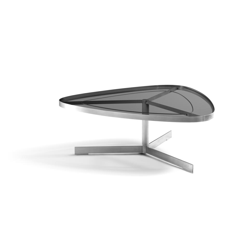 sunglass coffee table triangle