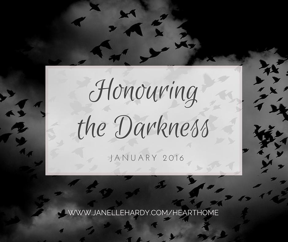 honouringDARKNESSsmPOSTER
