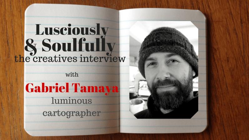 Lusciously & Soulfully: Gabriel Tamaya