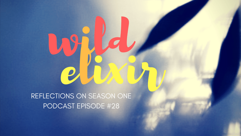 Episode #28 :: reflections on season 1