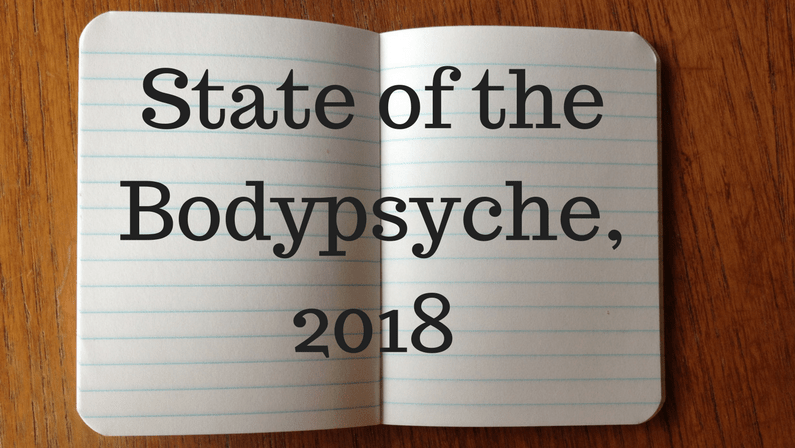 State of the Bodypsyche, 2018