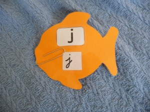 Fishing for Phonograms (Letter Sounds)