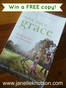 Give them Grace book