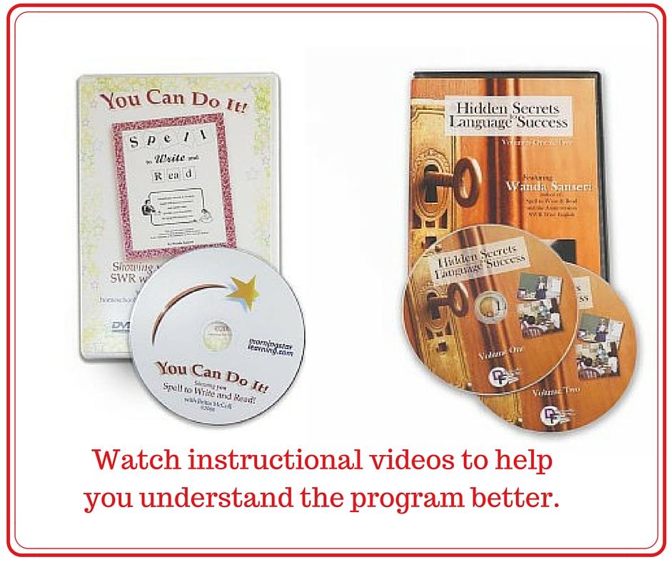 SWR Instructional DVDs