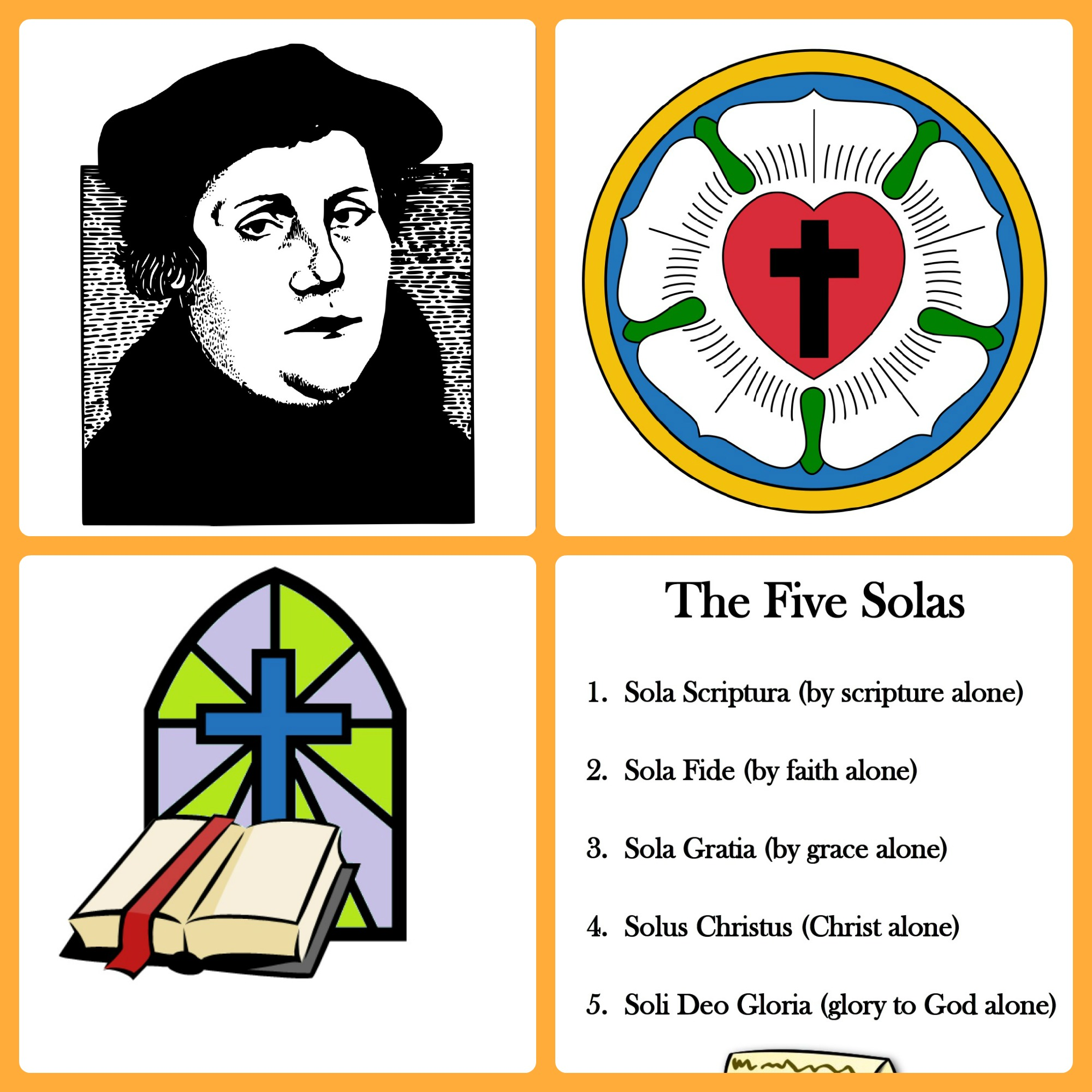 graphic about Martin Luther Seal Printable identify Reformation Working day Functions - Janelle Knutson