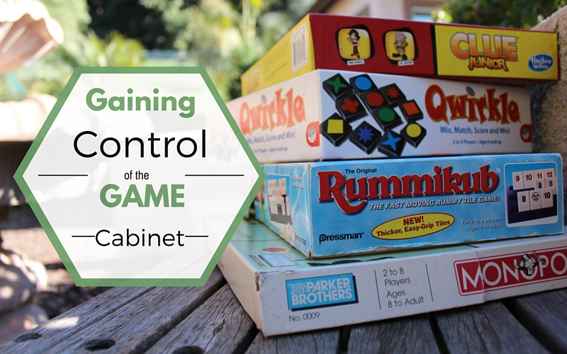 gaining control of game cabinet