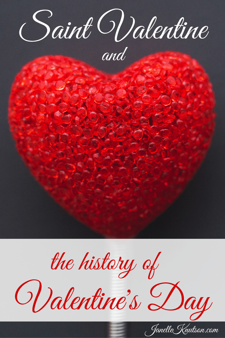 Saint Valentine and the history of Valentine's Day