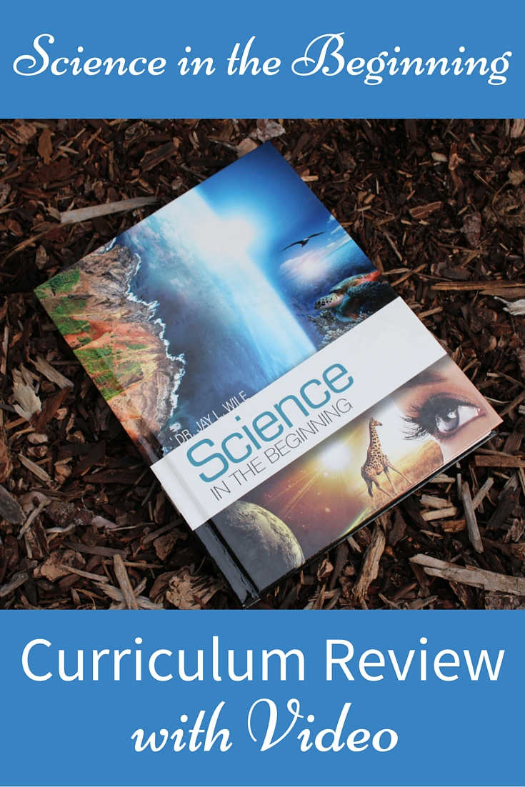 Science in the Beginning curriculum review