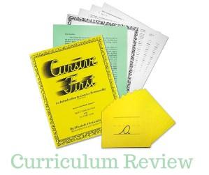 Cursive First Handwriting Curriculum