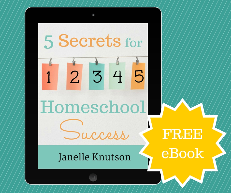 secrets for homeschool success