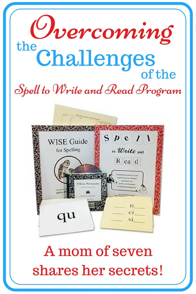 Overcoming the Challenges of Spell to Write and Read