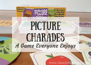 Picture Charades: A Game Everyone Enjoys