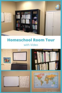 Homeschool Room Tour: Simple Design for Any Space