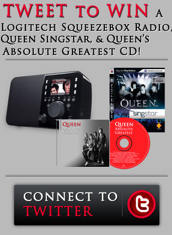 Queen entertainment design graphics